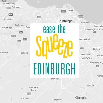 Ease the Squeeze Edinburgh Self Storage Facility