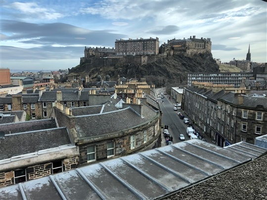Bishop's Move Franchise Forum in Edinburgh