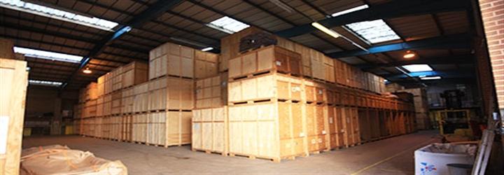 Secure Storage in Exeter, Devon - Bishop's Move