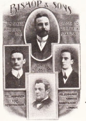 The Board of Directors in the 1900's