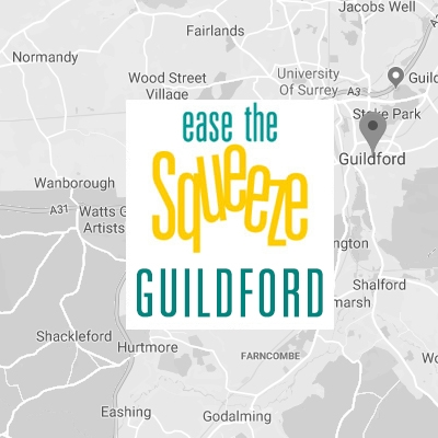 Ease the Squeeze Self Storage for Guildford