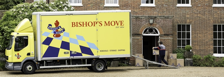 Bishop's Move Wokingham removals and storage services