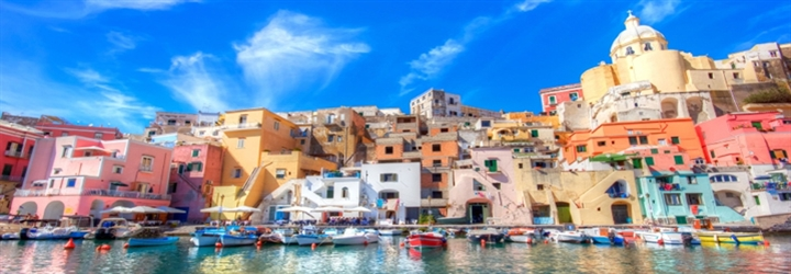 Moving to Procida, Italy - removals & storage company Bishop's Move