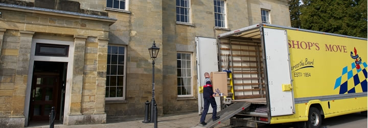 Moving House? Use a professional removals company such as Bishop's Move.