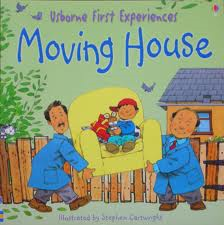 Moving House - Usborne First Experiences