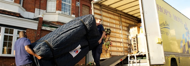 Bishop's Move Luton Branch - local and global removals and storage