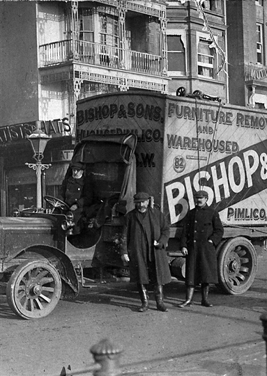 Bishop's Move have been providing removals and storage services since 1854