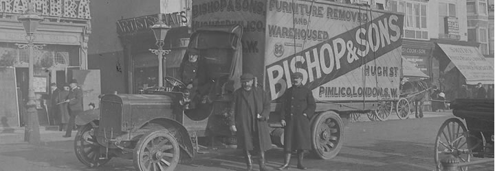 History of Bishop's Move - the UK's largest family-owned removals and storage company
