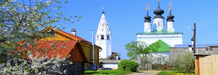 Move to or from Russia with Bishop's Move International
