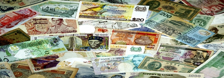 International money transfer and foreign currency services