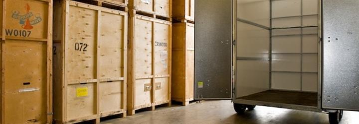 Storage in Guildford - Bishop's Move