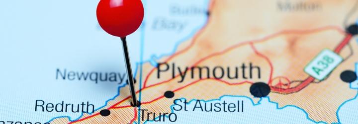 Truro map image