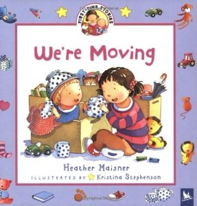 We're Moving - Heather Maisner
